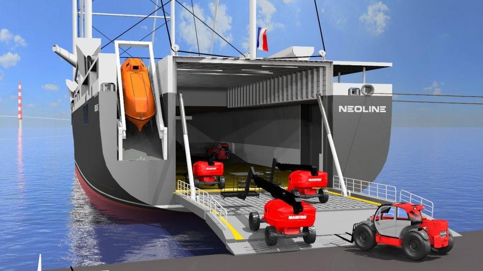 Renault y Neoline inician este año la construcción de un buque de vela para mercancías 2 - Renault y Neoline inician este año la construcción de un buque de vela para mercancías